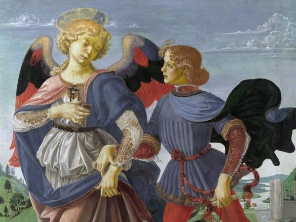 (Andrea del Verrocchio, Tobia e l'Angelo)