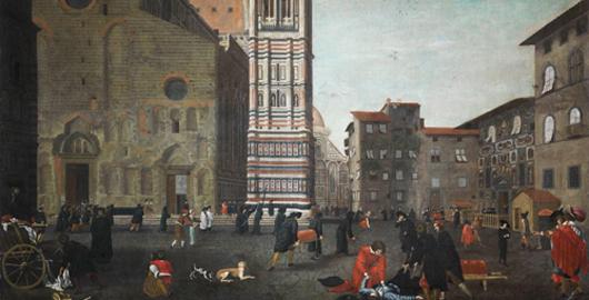 PESTE FIRENZE 1630