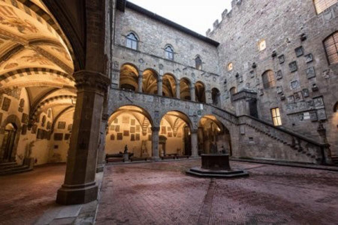 Palazzo Bargello interno